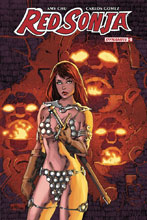 Image: Red Sonja #9 (cover E subscription - Rubi) - Dynamite