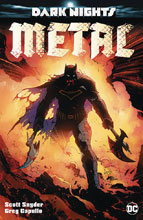 Image: Dark Nights: Metal #1 (DFE signed Silver - Snyder) - Dynamic Forces