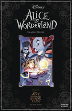 Image: Disney Alice in Wonderland GN  - Joe Books Inc