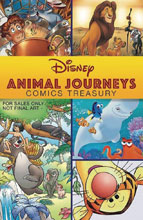 Image: Disney Animal Journeys Comics Treasury SC  - Joe Books Inc