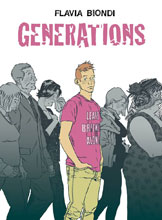 Image: Generations Vol. 01 GN  - Lion Forge