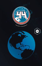 Image: Letter 44 Vol. 05: Blueshift SC  - Oni Press Inc.