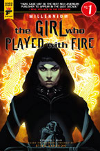 Image: Millennium: Girl Who Played with Fire #1 (cover A - Ianniciello) - Titan Comics