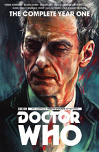 Image: Doctor Who: The 12th Doctor - Complete Edition Year One HC  - Titan Comics