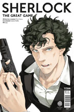 Image: Sherlock: The Great Game #2 (cover A - Jay) - Titan Comics