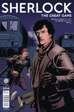 Image: Sherlock: The Great Game #2 (cover C - Yeowell) - Titan Comics