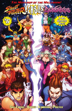 Image: Street Fighter vs. Darkstalkers #6 (cover C incentive - Rob Porter) (10-copy) - Udon Entertainment Inc