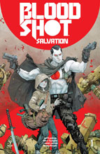 Image: Bloodshot Salvation #1 (cover A - Rocafort) (Web Super Special) - Valiant Entertainment LLC