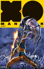 Image: X-O Manowar [2017] #7 (cover A - Larosa) - Valiant Entertainment LLC