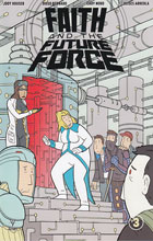 Image: Faith and the Future Force #3 (Paskiewicz incentive cover - 00331) (10-copy)  [2017] - Valiant Entertainment LLC