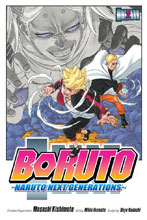 Image: Boruto Vol. 02: Naruto Next Generations GN  - Viz Media LLC