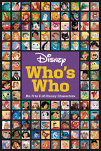 Image: Disney: Who's Who SC  - Disney Press