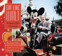 Image: Eat Like Walt HC  - Disney Editions
