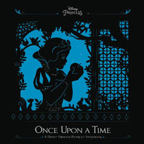 Image: Once Upon a Time: Disney Princess Papercut Storybook HC  - Disney Editions