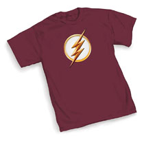 Image: Flash TV: Flash Symbol Season 2 T-Shirt Bundle  (Men - Graphitti Designs