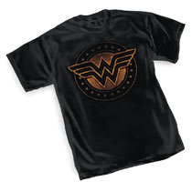 Image: Wonder Woman Movie Shield T-Shirt Bundle  (Men - Graphitti Designs