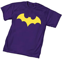 Image: DC Comics Batgirl Symbol T-Shirt Bundle  (Men - Graphitti Designs