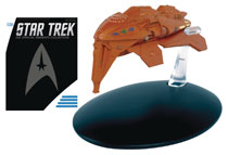 Image: Star Trek Starships Figure Magazine #106 (Kazon Warship) - Eaglemoss Publications Ltd