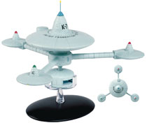 Image: Star Trek Starships Special #16 (Deep Space Station K-7) - Eaglemoss Publications Ltd