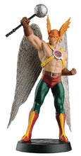 Image: DC Superhero Best of Figure Collector Magazine #40 (Hawkman) - Eaglemoss Publications Ltd