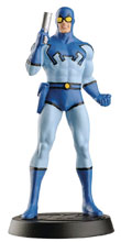 Image: DC Superhero Best of Figure Collector Magazine #41 (Blue Beetle) - Eaglemoss Publications Ltd