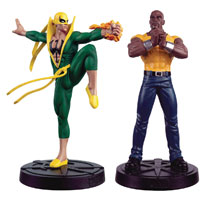 Image: Marvel Fact Files Special #30 (Heroes for Hire Set) - Eaglemoss Publications Ltd