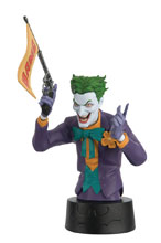 Image: DC Batman Universe Bust Collectable #2 (Joker) - Eaglemoss Publications Ltd