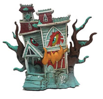 Image: The Infernal Manor by Brandt Peters Vinyl Figure  - Beautiful Plastic