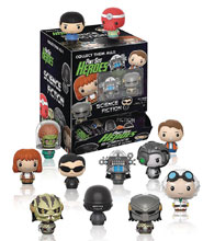 Image: Pint Sized Heroes: Science Fiction 24-Piece Blind Mystery Box Display  - Funko