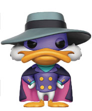 Image: Pop! Darkwing Duck Vinyl Figure: Darkwing Duck  - Funko