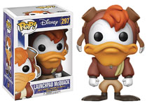 Image: Pop! Darkwing Duck Vinyl Figure: Launchpad McQuack  - Funko