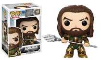 Image: Pop! Justice League Movie Vinyl Figure: Aquaman  - Funko
