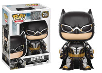 Image: Pop! Justice League Movie Vinyl Figure: Batman  - Funko