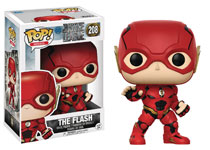 Image: Pop! Justice League Movie Vinyl Figure: Flash  - Funko