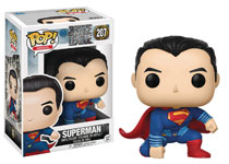 Image: Pop! Justice League Movie Vinyl Figure: Superman  - Funko