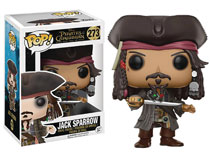 Image: Pop! Pirates of the Caribbean 5 Vinyl Figure: Jack Sparrow  - Funko
