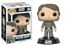Image: Pop! Star Wars Rogue One Vinyl Figure: Galen Erso  - Funko