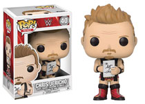 Image: Pop! WWE Vinyl Figure: Chris Jericho  - Funko
