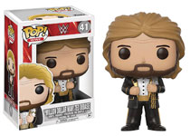 Image: Pop! WWE Vinyl Figure: Million Dollar Man  (Old School) - Funko