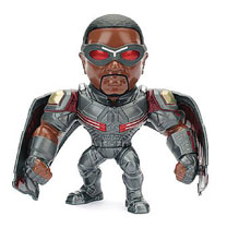 Image: Metals Marvel Die-Cast Figure: Falcon  (6-inch) - Jada Toys, Inc