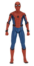 Image: Spider-Man Homecoming Action Figure: Spider-Man  (1/4 scale) - Neca