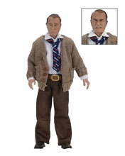 Image: A Christmas Story Retro Action Figure: Old Man  (8-inch) - Neca