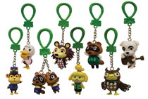 Image: Nintendo Animal Crossing Figure Hangers 20-Piece Blind Mystery Box Display  - Ucc Distributing