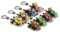 Image: Nintendo Mario Kart Figure Hangers 20-Piece Blind Mystery Box Display  - Ucc Distributing