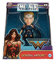 Image: Metals Wonder Woman Movie Die-Cast Figure: Antiope  (4-inch) - Jada Toys, Inc
