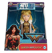 Image: Metals Wonder Woman Movie Die-Cast Figure: Hippolyta  (4-inch) - Jada Toys, Inc