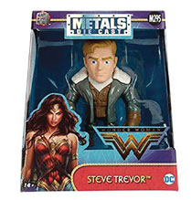Image: Metals Wonder Woman Movie Die-Cast Figure: Trevor  (4-inch) - Jada Toys, Inc