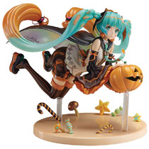 Image: Hatsune Miku PVC Figure  (Trick or Miku version) - Passage Trading Co., Ltd