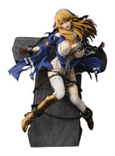 Image: Queen's Blade Rebellion PVC Figure: Seinaru Ikenie Inquisitor  (1/5 scale) - Passage Trading Co., Ltd
