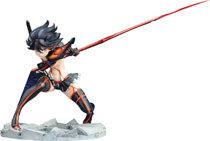 Image: Kill La Kill PVC Figure: Ryuko  (Kamui Senketsu version) - Good Smile Company